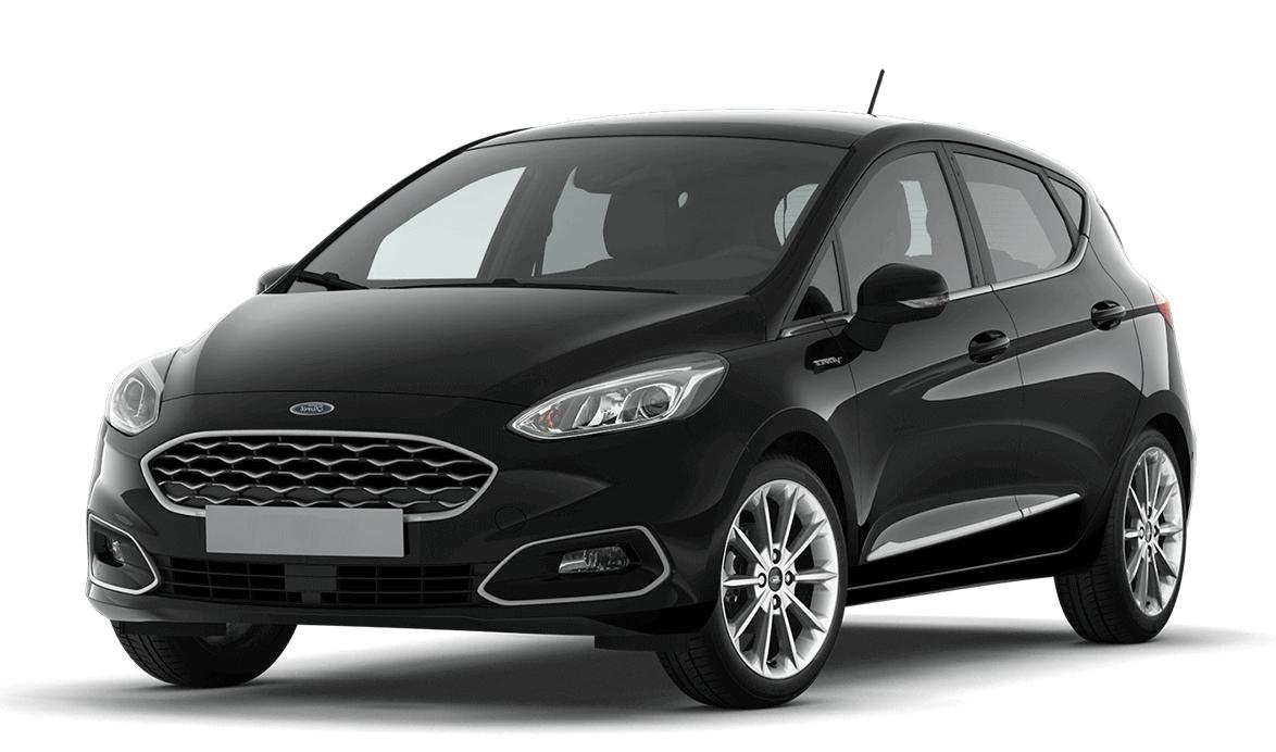 Ford Fiesta Nuoma Kaune