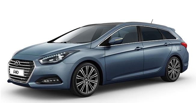 Hyundai i40 CW Nuoma Kaune