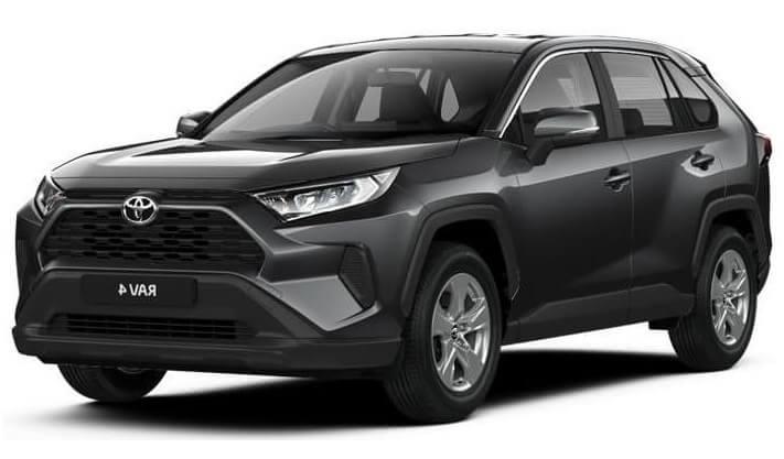 Toyota RAV4 Nuoma Kaune