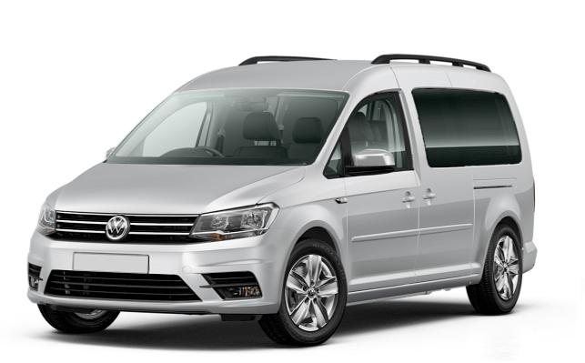 Volkswagen Caddy Maxi Nuoma Kaune