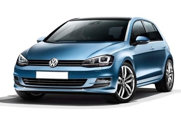 Volkswagen Golf VII Nuoma Kaune