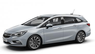 Opel Astra SW Rent in Vilnius