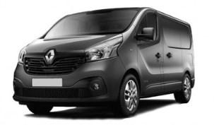 Renault Trafic Nuoma Vilniuje