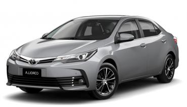 Toyota Corolla Nuoma Vilniuje