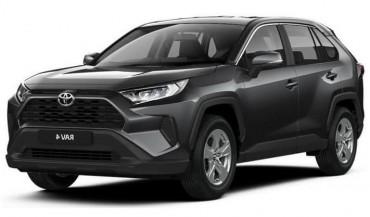 Toyota RAV4 Rent in Vilnius
