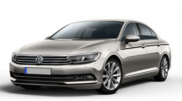Volkswagen Passat Rent in Vilnius